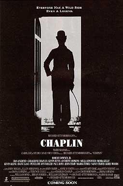 Chaplin : Poster