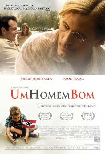 Um Homem Bom : Poster