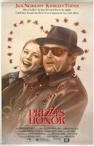A Honra do Poderoso Prizzi : Poster