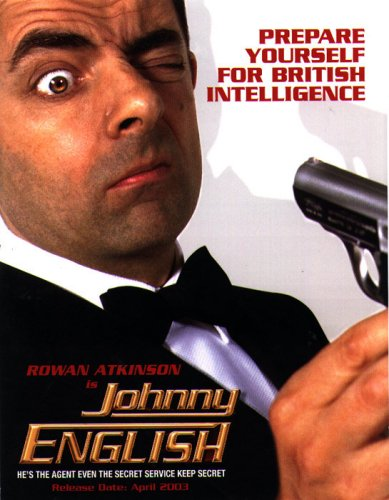 Johnny English : Foto