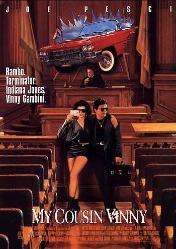 Meu Primo Vinny : Poster