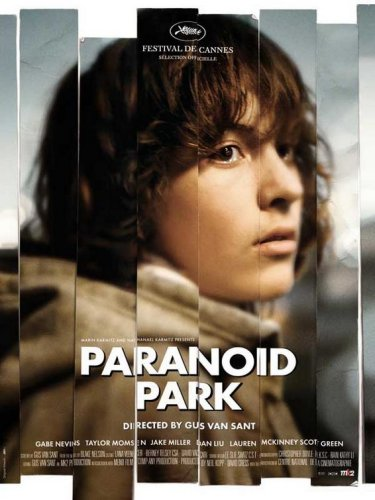 Paranoid Park : Poster
