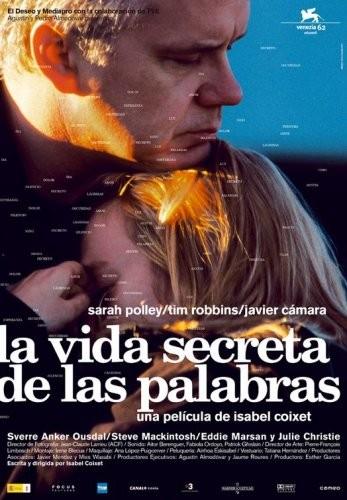 A Vida Secreta das Palavras : Poster