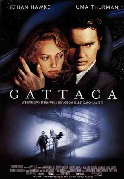 Gattaca - Experiência Genética : Poster