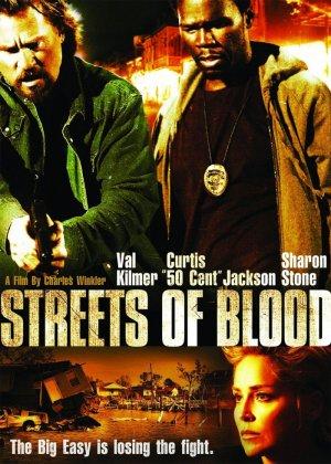 Ruas de Sangue : Poster