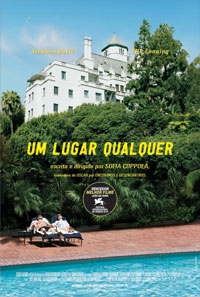 Um Lugar Qualquer : poster