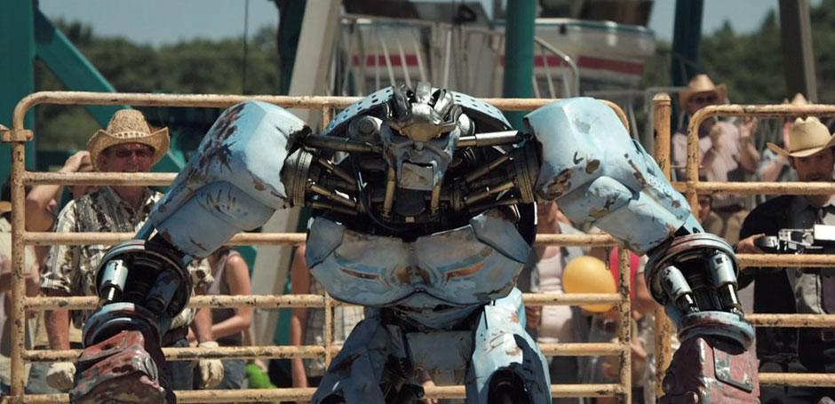 Gigantes de Aço : Foto