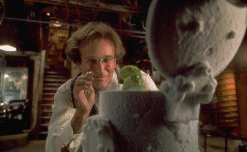 Flubber - Uma Invenção Desmiolada : Foto Robin Williams