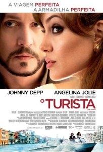 O Turista : Poster
