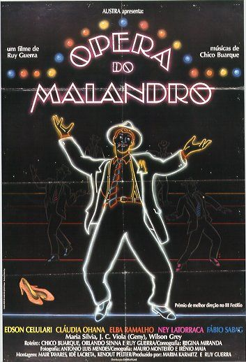 Ópera do Malandro : Foto