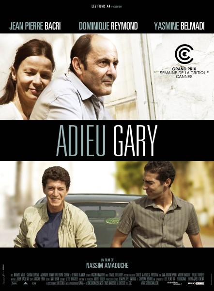 Adeus, Gary : poster