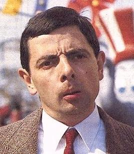 Foto Rowan Atkinson