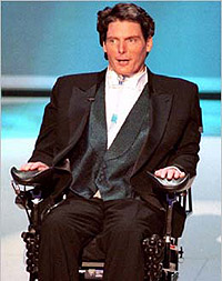 Foto Christopher Reeve