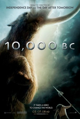10.000 A.C. : Poster