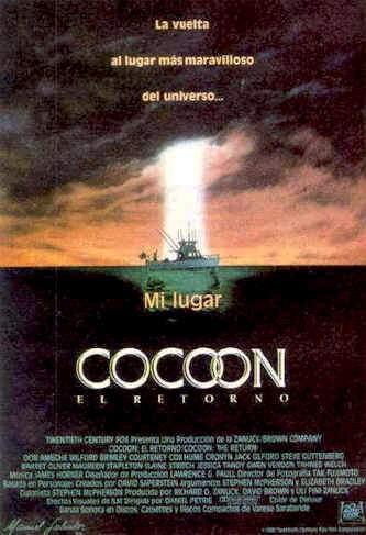 Cocoon 2 - O Regresso