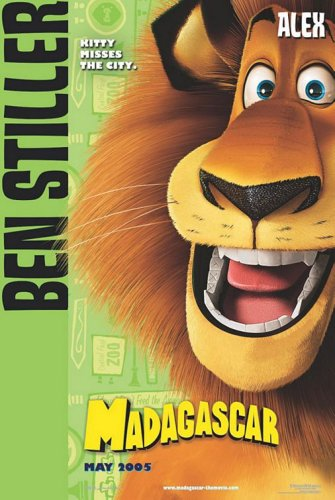 Madagascar : Poster