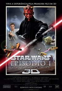 Star Wars: Episódio 1 - A Ameaça Fantasma : Poster
