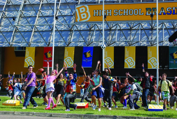 High School Musical - O Desafio : Foto
