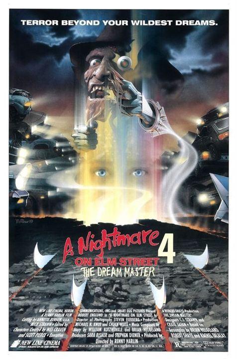 A Hora do Pesadelo 4 - O Mestre dos Sonhos : Poster