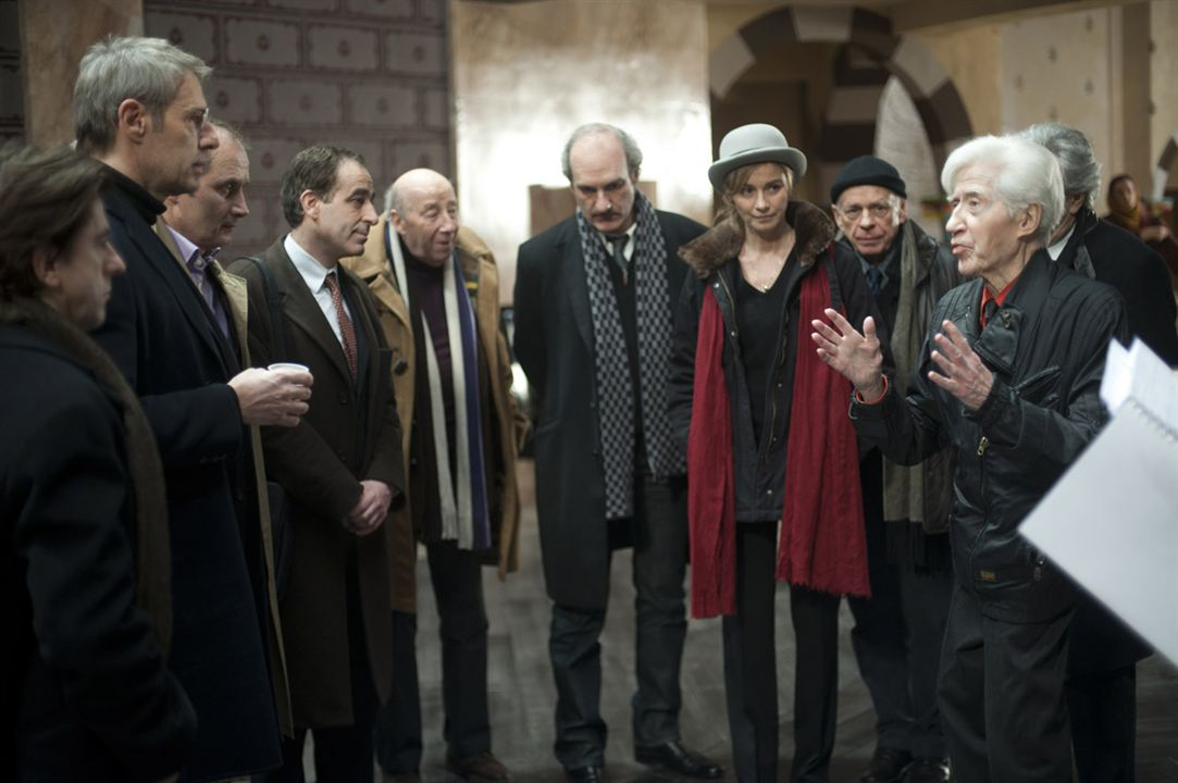 Vocês Ainda Não Viram Nada! : Foto Alain Resnais, Anne Consigny, Hippolyte Girardot, Lambert Wilson, Michel Piccoli
