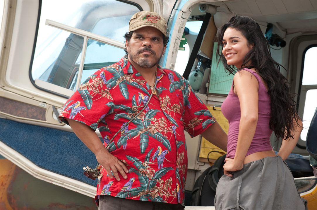 Viagem 2 - A Ilha Misteriosa : Foto Brad Peyton, Luis Guzman, Vanessa Hudgens