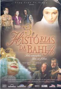 3 Histórias da Bahia : poster