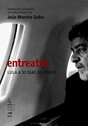 Entreatos : Poster