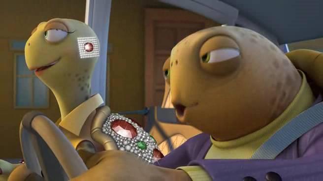 A Tartaruga e a Lebre - A Revanche do Século : foto
