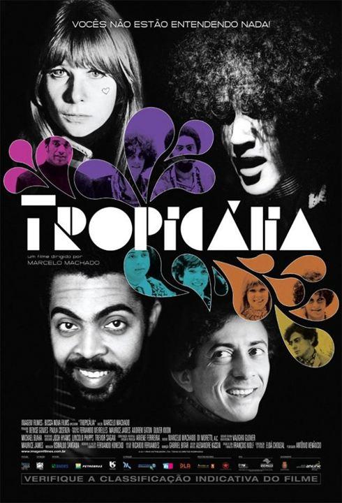 Tropicália : poster