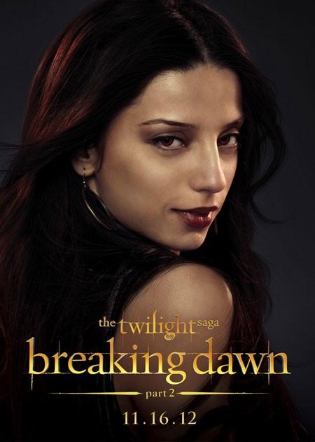 A Saga Crepúsculo: Amanhecer - Parte 2 : Poster