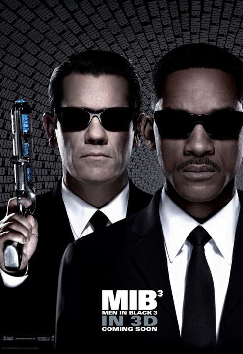 Homens de Preto 3 : Poster