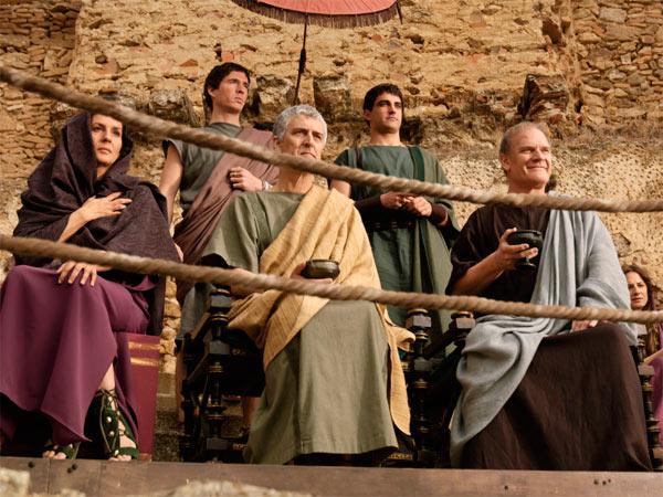 Imperium : Photo Antonio Mourelos, Elvira Minguez, Javier Ríos, Lluis Homar, Robert González