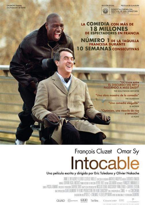 Intocáveis : Poster