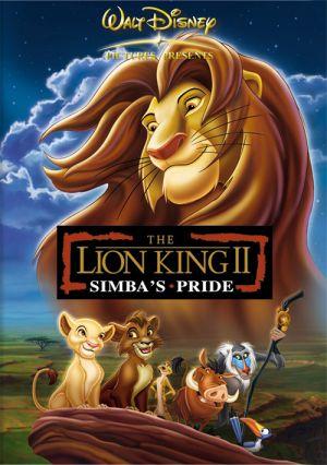 O Rei Leão 2 - O Reino de Simba : Poster