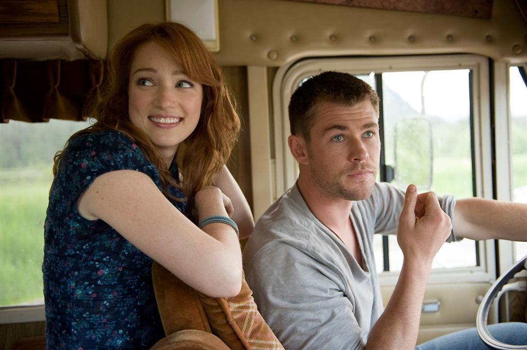 O Segredo da Cabana : Foto Chris Hemsworth, Kristen Connolly