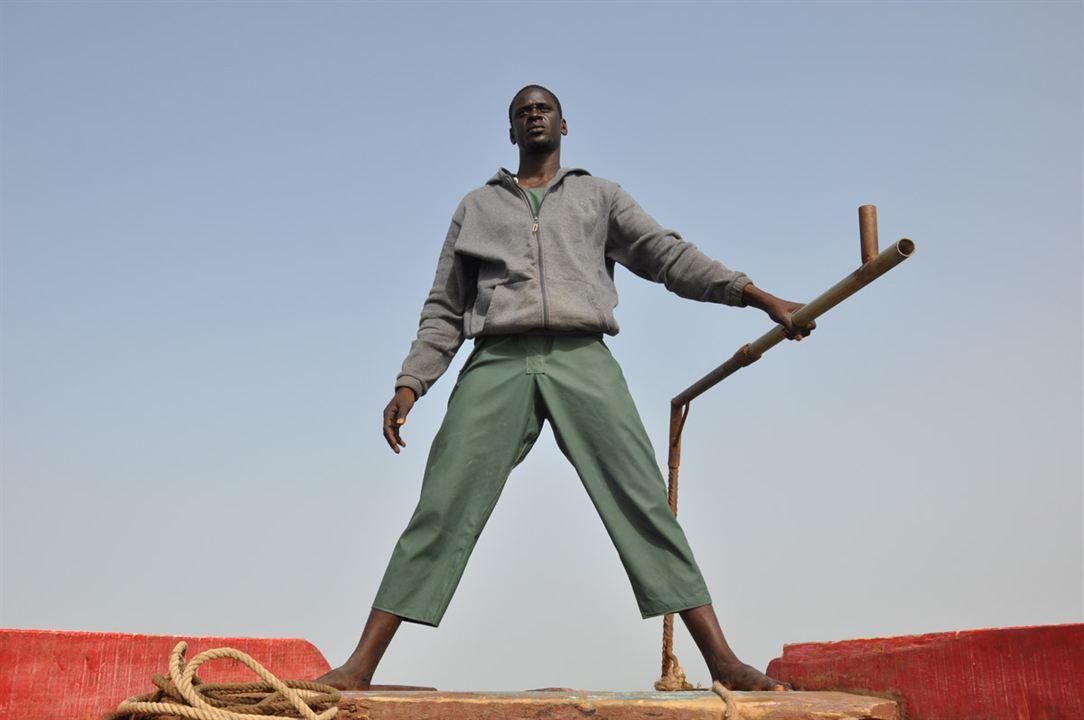 O Barco da Esperança : Foto Souleymane Seye Ndiaye