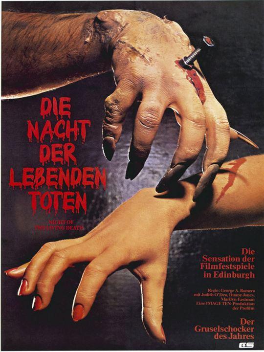 A Noite dos Mortos-Vivos : Poster