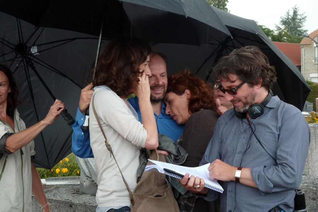 Adeus Berthe: O Enterro da Vovó : Foto Bruno Podalydès, Denis Podalydès, Noémie Lvovsky, Valérie Lemercier