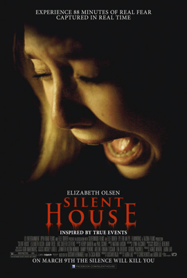 A Casa Silenciosa : Poster
