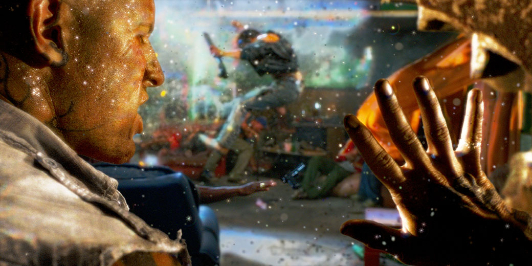 Dredd : Foto Pete Travis