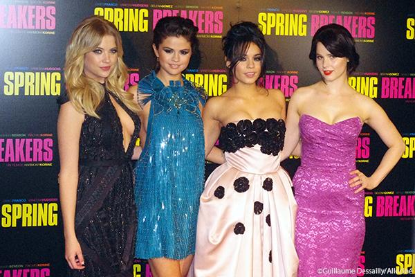 Spring Breakers - Garotas Perigosas : Vignette (magazine) Ashley Benson, Rachel Korine, Selena Gomez, Vanessa Hudgens