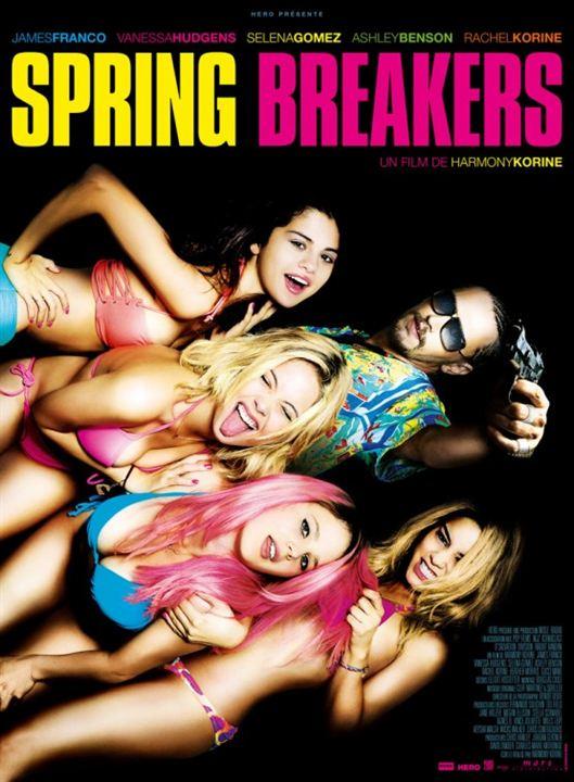 Spring Breakers - Garotas Perigosas : Poster