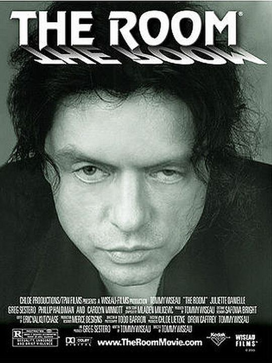 The Room : Poster