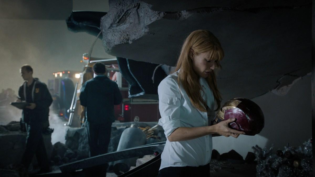 Homem de Ferro 3 : Foto Gwyneth Paltrow