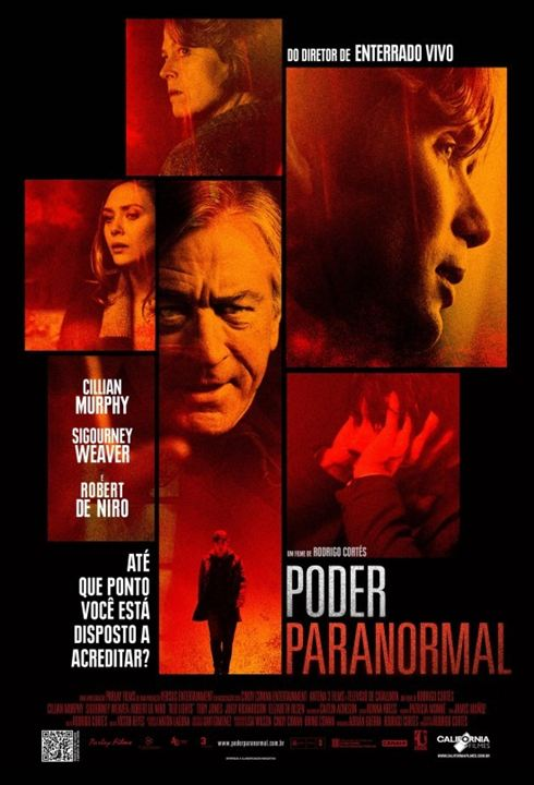 Poder Paranormal : poster
