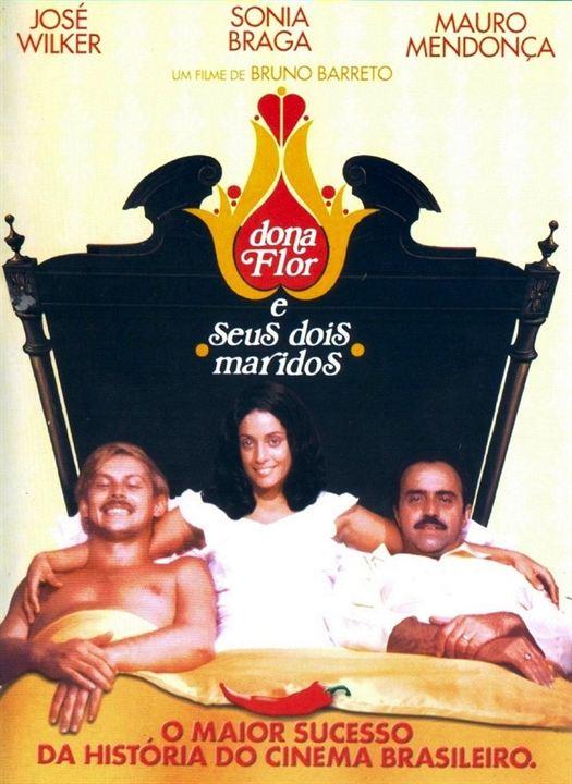 Dona Flor e Seus Dois Maridos : Poster