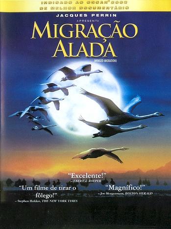 Migração Alada : poster