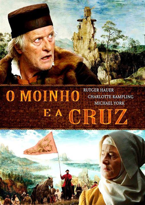 O Moinho e a Cruz : Poster