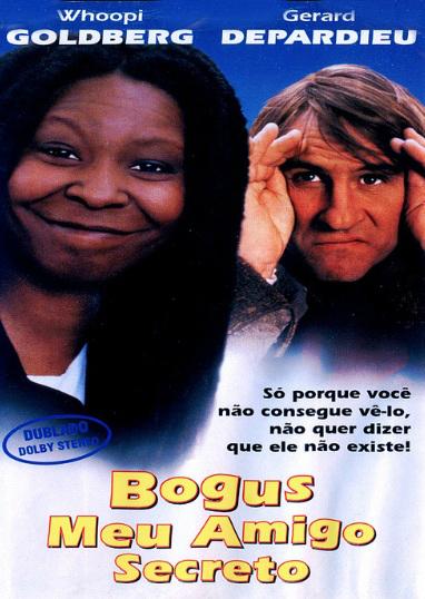 Bogus - Meu Amigo Secreto : poster