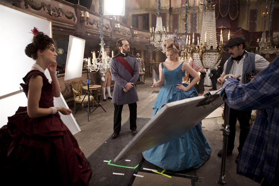Anna Karenina : Foto Joe Wright, Jude Law, Keira Knightley